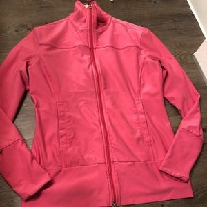 Nike Fit Dry pink jacket